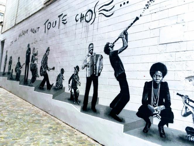 mur musique